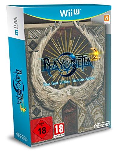 Bayonetta 2 - First Print Edition