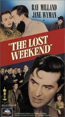 The Lost Weekend [VHS]