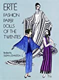Erte Fashion Paper Dolls of the Twenties