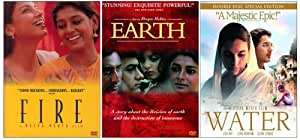 Fire, Earth and Water (Deepa Mehta) (3 Pack)
