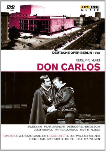 Verdi: Don Carlos Opera Berlin 1965 (Arthaus: 101621) [DVD]