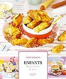Enfants : mon premier livre de cuisine...