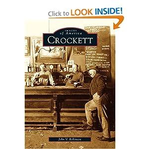Crockett   (CA)  (Images of America) John V. Robinson