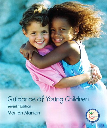 Guidance of Young Children (7th Edition)