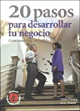 img - for 20 Pasos para desarrollar tu negocio book / textbook / text book