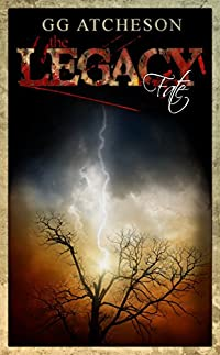 The Legacy: Fate by GG Atcheson ebook deal