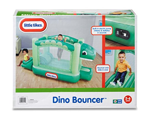 Little Tikes Dino Bouncer - Indoor Inflatable JungleDealsBlog.com