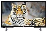 JVC LT-32VH53A 81 cm (32 Zoll) Fernseher (HD-Ready, Triple Tuner, DVB-T2 H.265/HEVC, Smart TV, Netflix)