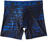 (アンダーアーマー)UNDER ARMOUR パンツ UA Oシリーズプリントボクサージョック MUN3826 ロイヤルブルー S [メンズ]