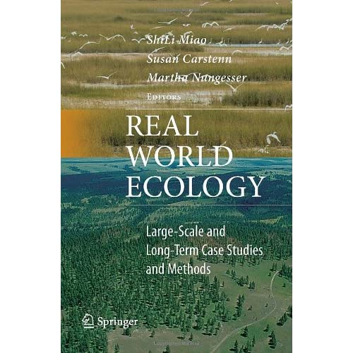 study cases ecology One of the largest private utilities in the us, which has adopted environmental stewardship as a business principle applications have been found for a wide range of waste materials which hitherto had been regarded as worthless perhaps the most celebrated example of industrial ecology, which came.