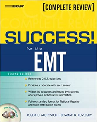 SUCCESS! for the EMT-Basic (2nd Edition)
