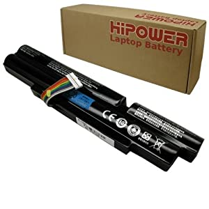 Hipower Laptop Battery For Acer Aspire Timelinex AS3830T-6870, AS3830T-6492, AS3830TG-6412, AS3830TG-6415, AS3830TG-6431, 3830TG-6634 Laptop Notebook Computers