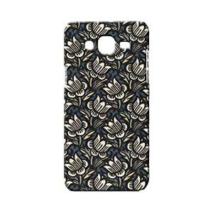 BLUEDIO Designer 3D Printed Back case cover for Samsung Galaxy J5 - G0657