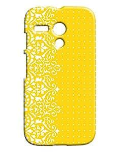 Pickpattern Back cover for Motorola Moto G