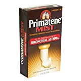 Primatene Mist Epinephrine Inhalation Aerosol Bronchodilator with Mouthpiece for Oral Inhalation, .5 fl oz (15 ml)