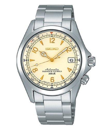 SEIKO (セイコー) 腕時計 MECHANICAL メカニカル アルピニスト SARB013 メンズ