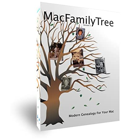 MacFamilyTree 5