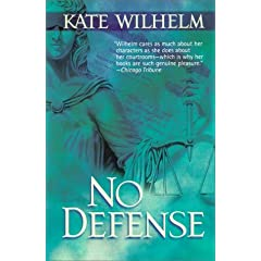 No Defense (Barbara Holloway Novels) by Kate Wilhelm
