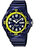 Watch Casio Collection Mrw-200hc-2bvef Men´s Blue
