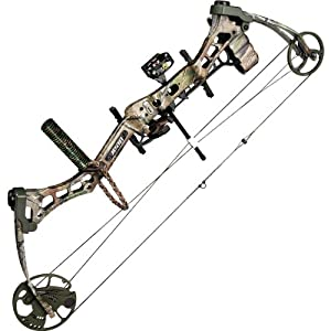 Bear Archery Charger Compound Rth Bow Lh 28/60