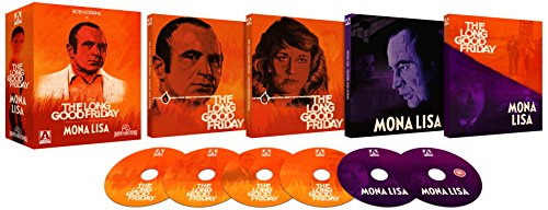 The Long Good Friday + Mona Lisa [Dual Format Blu-Ray + Dvd]