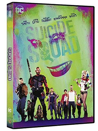 suicide squad DVD Italian Import