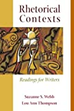 Rhetorical Contexts (0321089901) by Webb, Suzanne