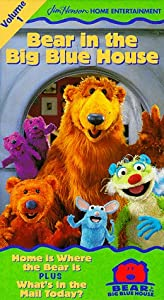 Amazon.com: Bear in the Big Blue House, Vol. 1 - Home Is ...