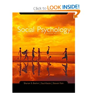 social psychology text with cd