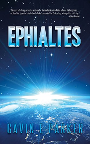 Ephialtes by Gavin E Parker ebook deal