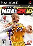 echange, troc PS2 NBA 2K10 [Import américain]