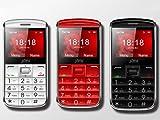 Senioren Handy mit GPS und SOS-Taste für ältere Menschen,...