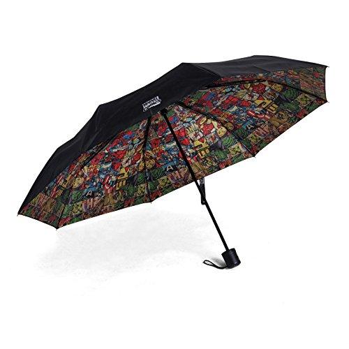 parapluie-knirps-marvel-comics-most-wanted-diametre-99cm-multicolore