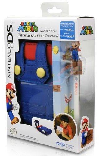 Nintendo Licensed Super Mario Character Kit - Mario Edition (DS Lite/DSi) [Edizione: Regno Unito]