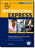 img - for International Express: Upper-Intermediate: Student's Pack book / textbook / text book
