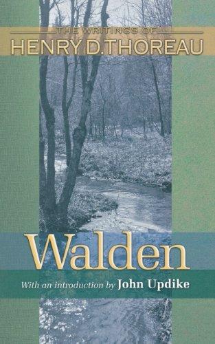 Walden (150th Anniversary Edition) (Princeton Classic...