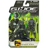G.I. Joe Rise Of Cobra Snake Eyes City Strike Action Figure