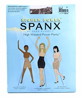 SPANX Higher Power High-Waisted Power Panty, A, Cocoa