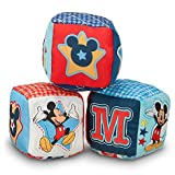 Mickey Mouse baby FIRST PLAY Blocks SO CUTE !