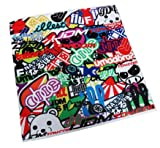 "(1) 12"" x 12"" iJDMTOY Graffiti JDM illest Hellaflush Dope Shocker Hand Fatlace Decal Sticker"