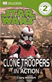 img - for Clone Troopers In Action (Turtleback School & Library Binding Edition) (Star Wars (Pb)) book / textbook / text book