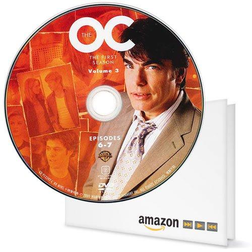 【Amazon.co.jp限定】The OC オー・シー <ファースト・シーズン> Vol.3 FFP仕様(初回生産限定) [DVD]
