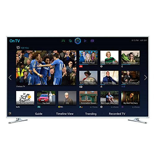 Samsung Series 6 H6410 32-inch Widescreen Full HD 1080p 3D LED Smart TV with Built-In Wi-Fi and Freeview HD