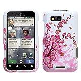 MyBat Motorola Defy Phone Protector Cover - Spring Flowers