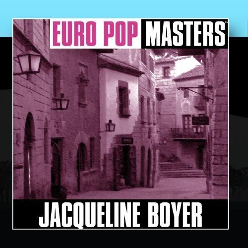 Jacqueline Boyer - European Pop Masters - Zortam Music