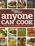 Anyone Can Cook: Step-by-Step Recipes...