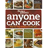 Anyone Can Cook (Better Homes & Gardens Cooking) ~ Better Homes and Gardens