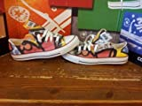 Converse Customized second hand printed Italian style Slim Colors