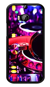 """Humor Gang Dj Mix Life Printed Designer Mobile Back Cover For """"HTC ONE M8 - HTC ONE M8S"""" (3D, Glossy, Premium Quality Snap On Case)"""