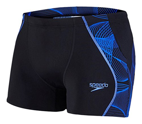 speedo-mens-fit-printed-splice-aquashorts-black-deep-peri-size-34